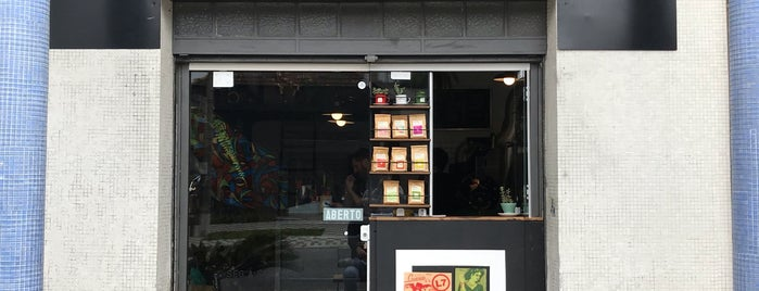 4BEANS Coffee Co. is one of Curitiba.