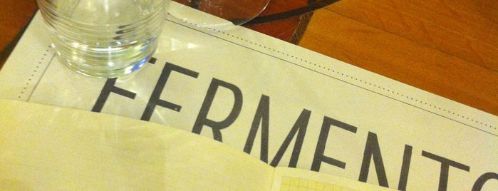 Fermento is one of Rome.