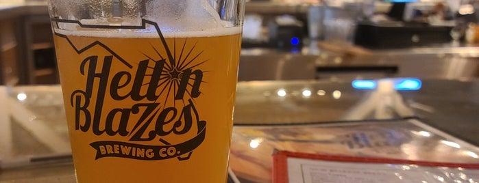 Hell 'n Blazes Brewing Co. is one of Michael : понравившиеся места.