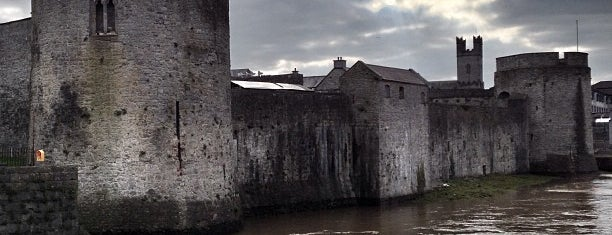 King John's Castle is one of To-visit in Ireland.