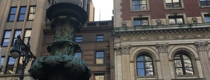 ブライアントパーク is one of Nueva York.