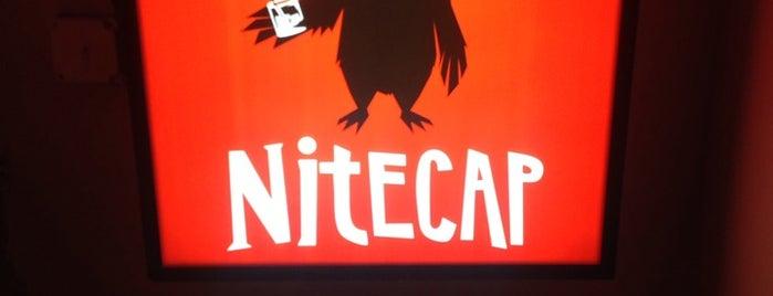 Nitecap is one of NYC.
