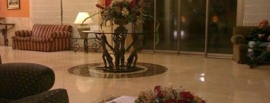 Hotel VillaMadrid is one of Curso Selectivo.