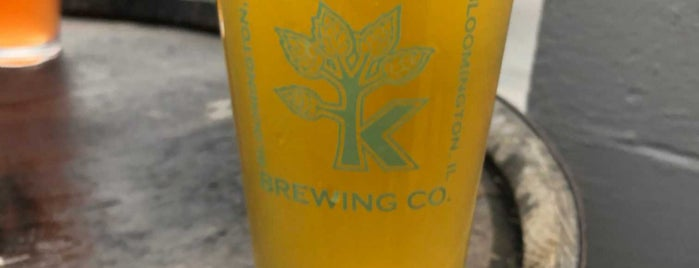 Keg Grove Brewing Company is one of ICBG Passport 2019.