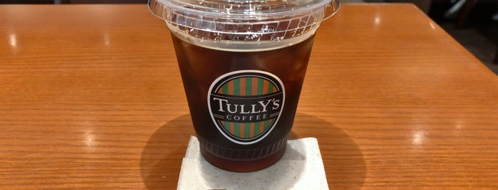 Tully's Coffee is one of 3ickさんのお気に入りスポット.
