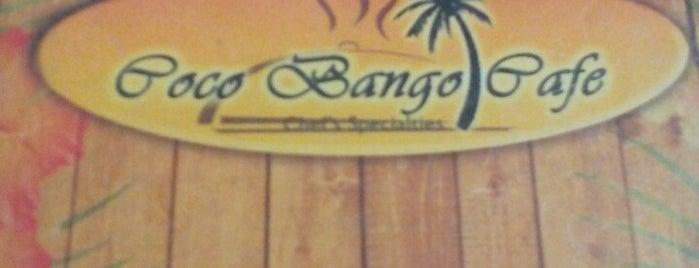 Coco Bango Cafe is one of Manila.