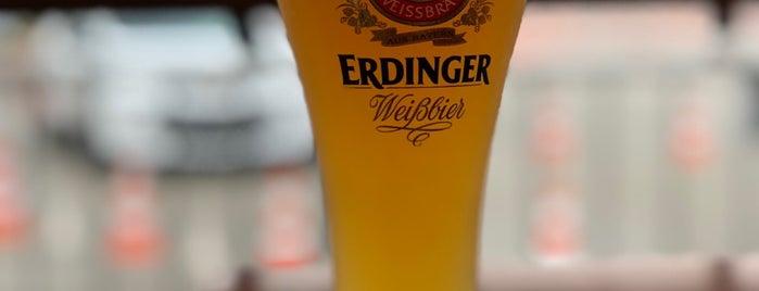 Erdinger Hutt'n is one of Beers.