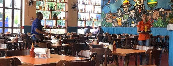 Macaxeira Restaurante E Cachaçaria is one of Orte, die Ronaldo gefallen.