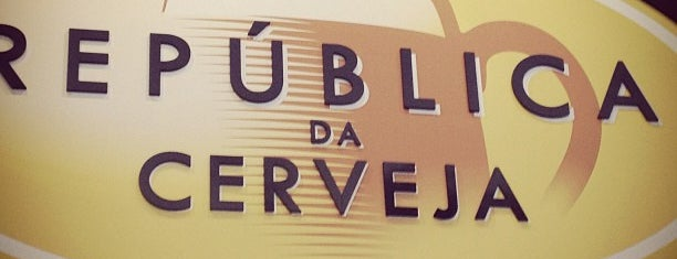 República da Cerveja is one of Portugal.