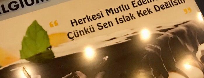 The Lockma Point is one of Arzu'nun Beğendiği Mekanlar.