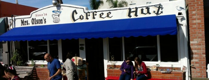 Mrs. Olsen's Coffee Hut is one of Posti salvati di Christopher.