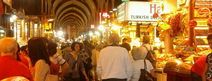 Египетский рынок is one of İstanbul.