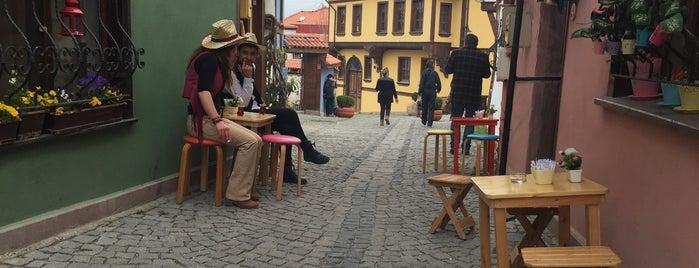 Mantar Cafe is one of Eskişehir.