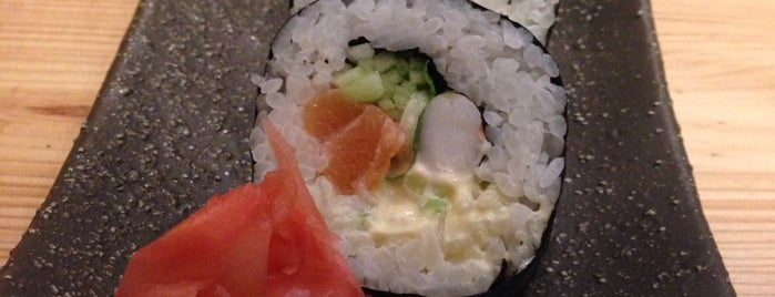 AronSushi is one of LX Confidential.