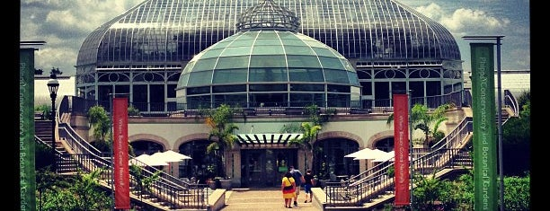 Phipps Conservatory and Botanical Gardens is one of Wishlist.