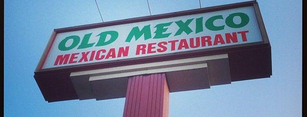 Old Mexico is one of Scott'un Beğendiği Mekanlar.