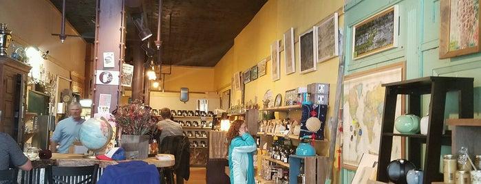 Lake Missoula Tea Company is one of Locais curtidos por Ry.