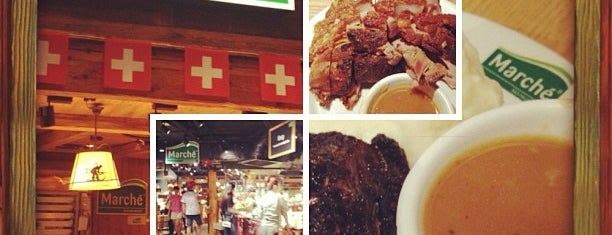 Marché is one of Micheenli Guide: Uncommon cuisines in Singapore.