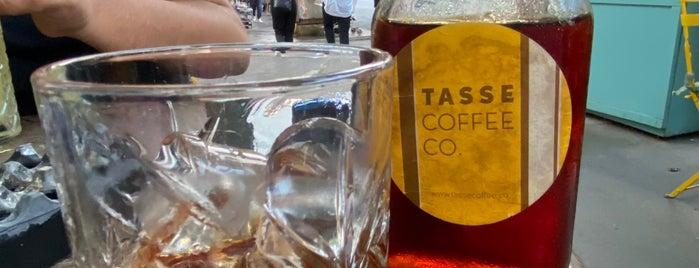 Tasse Coffee Co. is one of Kahve & Çay.