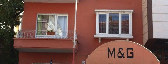 M&G Hostel is one of Lieux qui ont plu à Pelin.