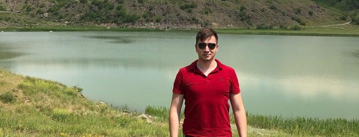 Nemrut Krater Gölü is one of Hakan: сохраненные места.