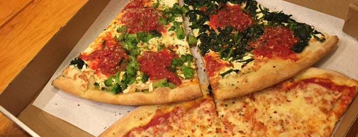 Lunetta Pizza is one of NYC's Most Popular Places for Late-Night Pizza.