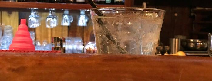 Backspace Bar & Kitchen is one of Tempat yang Disimpan Maggie C.