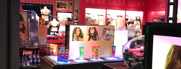 Victoria's Secret PINK is one of Buffalo.