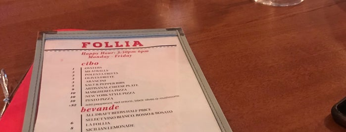 Follia is one of One Bite, Everybody Knows The Rules 3.