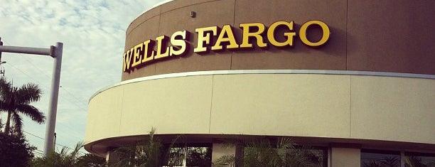 Wells Fargo is one of Wilton Manors Favorites.
