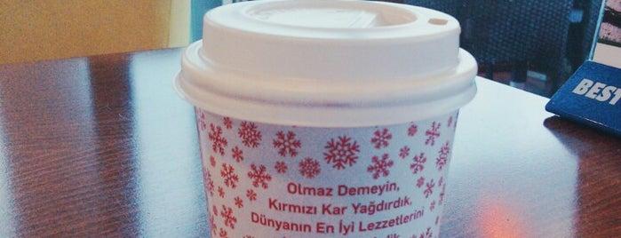 Best Coffee Shop- Bulvar216 is one of Çağan 님이 좋아한 장소.