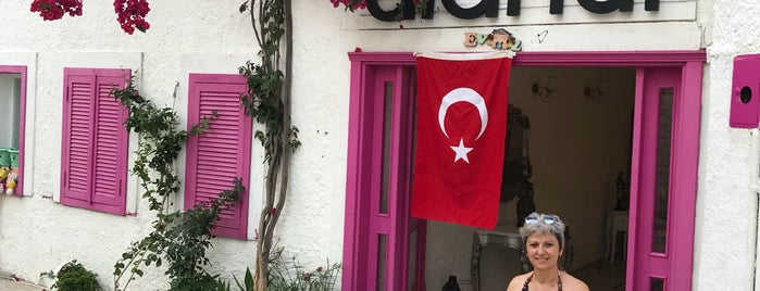 Alanur Butik Hotel Alaçatı is one of Hani 님이 좋아한 장소.