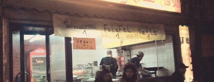 Libanon Falafel is one of Posti che sono piaciuti a Jakob.