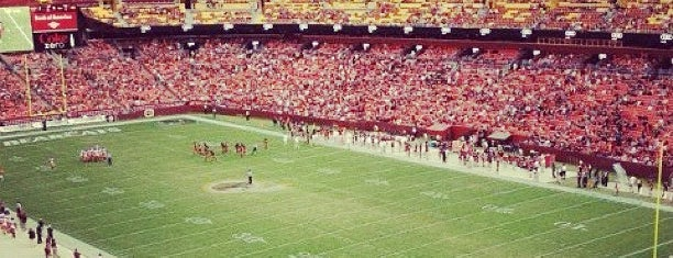 FedEx Field is one of The Most Popular Football Stadiums in the US.