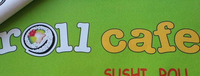 Roll Cafe is one of Fort Collins Sushi Restaurants.
