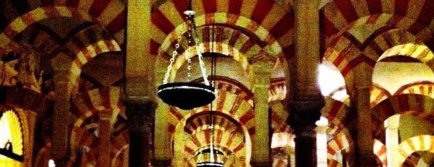 Mezquita-Catedral de Córdoba is one of Sitios Internacionales.