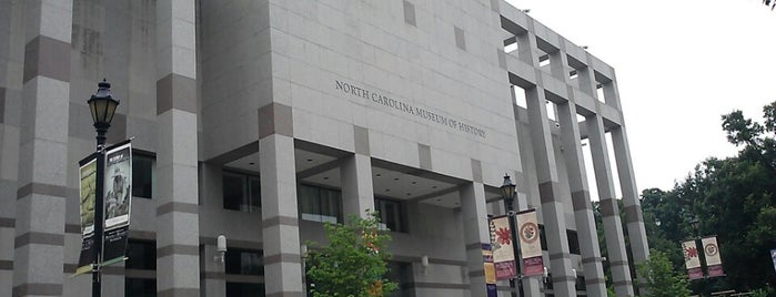 North Carolina Museum of History is one of Raleigh/Cary/Durham, North Carolina.
