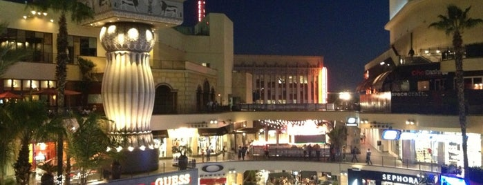 Hollywood & Highland Center is one of LA.