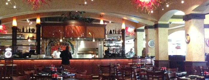 Grotto Ristorante is one of Landry's Concepts.