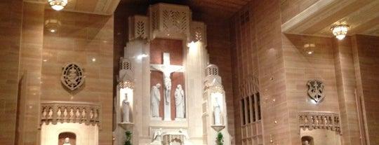 St. Peter's Catholic Church is one of Posti che sono piaciuti a Sandybelle.