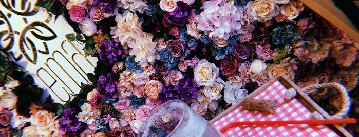 Ema Floral Cafe is one of Merve: сохраненные места.