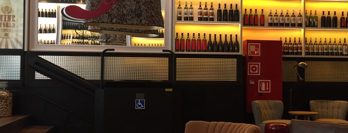 Hotel Praktik Vinoteca is one of #myhints4Barcelona.