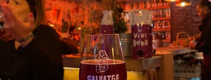 Bar Salvatge is one of Menjar Ràpid 2.