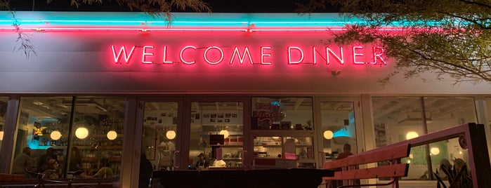 Welcome Diner is one of Arizona.