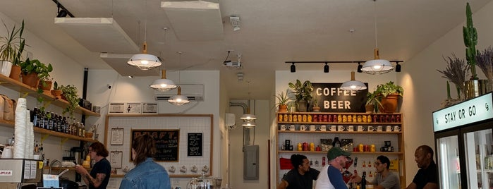 COFFEE BEER is one of Portland.
