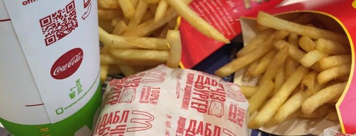 McDonald's is one of Кафе для посещения.