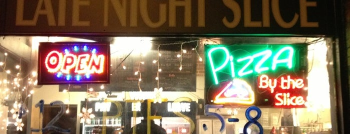 Mikey's Late Night Slice is one of Columbus Restaurants.
