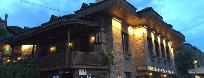 Assos Behram Hotel is one of Lieux qui ont plu à Özlem.