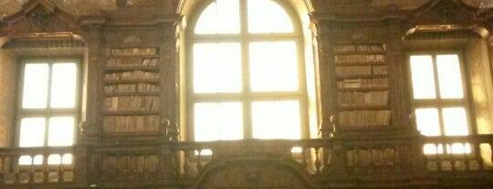Biblioteca Statale del Monumento Nazionale dei Girolamini is one of Italy.