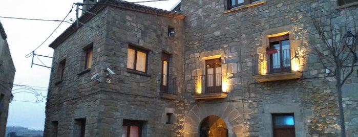 Hotel i Restaurant Palouet de Segarra (Cal Xuriguera) is one of Ocasió Esp..
